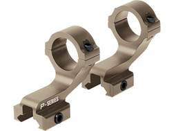 "Nikon P-Series 2-Piece Scope Mount Picatinny Style With Integral 1"" Rings Flat-Top AR-15 FDE"