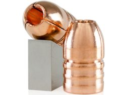 Lehigh Defense Controlled Fracturing Bullets 40 S&W, 10mm Auto (400 Diameter) 140 Grain Solid Cop...
