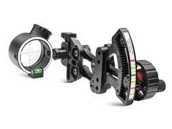 TRUGLO Archer's Choice Range Rover 2-Pin Bow Sight .019 Pin Diameter Black