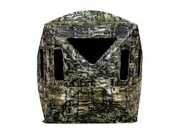 """Primos Double Bull Surroundview 180 Ground Blind 64"""" x 64"""" x 65"""" Polyester Truth Camo"""