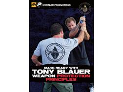 "Panteao ""Make Ready with Tony Blauer: Weapon Protection Principles"" DVD"