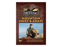 Petersen's Hunting Mountain Sheep and Goats DVD