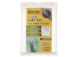 Hunter's Specialties Big Game Meat Bag Polyester Pack of 4