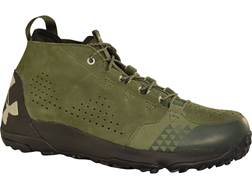 "Under Armour UA Burnt River LTHR 4"" Hiking Shoes Leather/Synthetic"