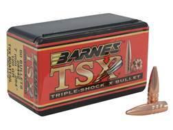 Barnes Triple-Shock X (TSX) Bullets 284 Caliber, 7mm (284 Diameter) 120 Grain Hollow Point Boat T...