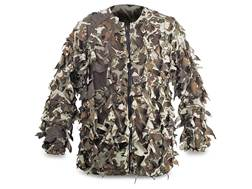 First Lite Men's Phantom 3D Leafy Jacket Polyester Fusion Camo XL