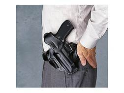 Galco COP 3 Slot Holster Left Hand 1911 Government Leather Black