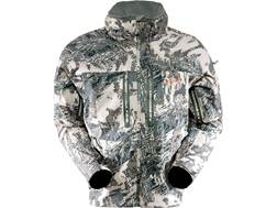 Sitka Gear Men's Cloudburst Rain Jacket Waterproof Polyester Gore Optifade Open Country Camo Small