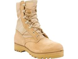 Military Surplus Warm Weather Combat Boot Grade 1 Tan 14 R