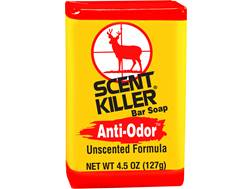 Wildlife Research Center Scent Killer Scent Elimination Bar Soap 4.5 oz