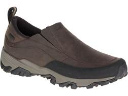 """Merrell Coldpack Ice+ Moc 4"""" Waterproof Hiking Shoes Leather/Synthetic Men's"""