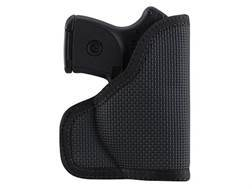 DeSantis Nemesis Pocket Holster Ambidextrous Kel-Tec P3AT, Ruger LCP with Crimson Trace Lasergrip...