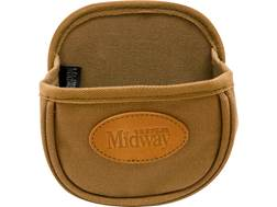 MidwayUSA Deluxe Cotton Canvas Single Box Shell Carrier