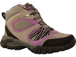 "Kenetrek Bridger Ridge High 6"" Waterproof Uninsulated Hiking Boots Leather and Nylon Lilac Women's"