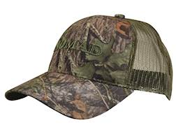Nomad NWTF Camo Mesh Back Trucker Cap Polyester Mossy Oak Obsession Camo