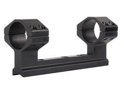"""Weaver 1-Piece Scope Base with 1"""" Integral Rings CVA, Traditions Matte High- Blemished"""