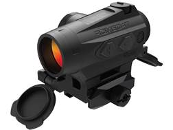 Sig Sauer ROMEO4T Red Dot Sight 1x Ballistic Reticle Hex Bolt Mount and Space Solar/Battery Power...