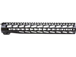 "AR-Stoner Ultralight Free Float KeyMod Handguard AR-15 13"" Aluminum Black"