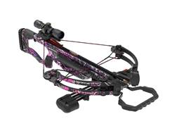 Barnett Lady Raptor FX Crossbow Package with Scope Muddy Girl Camo