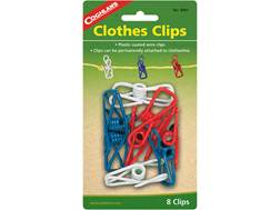 Coghlan's Wire Clothes Clips Pack of 8