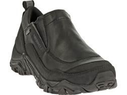 "Merrell Polarand Rove Moc 4"" Waterproof Hiking Shoes Leather"