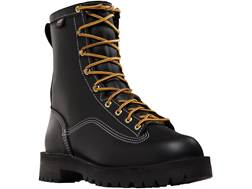 "Danner Super Rain Forest 8"" GTX Waterproof Non-Metallic Safety Toe Work Boots Full-Grain Leather ..."
