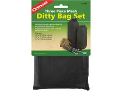 Coghlan's Mesh Ditty Bag Set Polyester Mesh Pack of 3