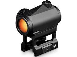 Vortex Optics Crossfire Red Dot Sight 1x 2 MOA Dot with Picatinny Mount Matte