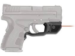 Crimson Trace Laserguard Laser Sight Springfield XD MOD.2 Polymer Black