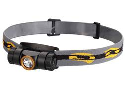 Fenix HL23 Headlamp LED with 1 AA Battery Aluminum and Polymer Gray