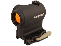 Aimpoint Micro H-1 Red Dot Sight 4 MOA with LRP Mount and 39mm Spacer Matte