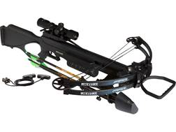 Stryker Offspring Crossbow Package with Dead-Zone Multi-Reticle Scope Black