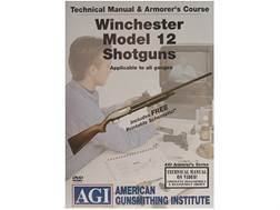 "American Gunsmithing Institute (AGI) Technical Manual & Armorer's Course Video ""Winchester Model ..."