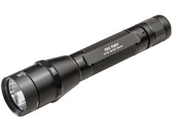 Surefire P3X Fury Dual Stage Flashlight LED with 3 CR123A Batteries Knurled Aluminum Black