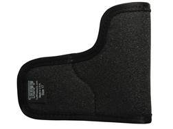 Tuff Products Pocket Roo Pocket Holster Ambidextrous Kimber Solo Tuff Tac Laminate Black
