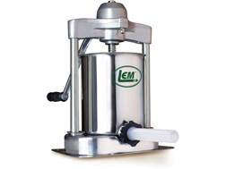 LEM Vertical 15 lb Sausage Stuffer Stainless Steel