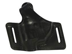 Bianchi 5 Black Widow Holster Ruger LCR Leather