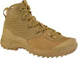 "Under Armour UA Infil Hike GTX 6"" Waterproof Hiking Boots Leather Coyote Brown Men's 14 D"