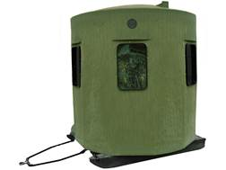Banks Blinds Stump 4 Scout Box Blind Polyethylene