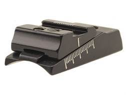 "Williams WGOS-26mm Open Sight Less Blade Fits Barrel Diameter 1.000"" to 1.100"" Aluminum Black"