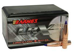 Barnes LRX Long-Range Hunting Bullets 30 Caliber (308 Diameter) 200 Grain LRX Boat Tail Box of 50