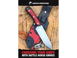 "Panteao ""Choosing Your Knife with Battle Horse Knives"" DVD"