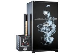 Bradley Original 4-Rack Electric Smoker Black