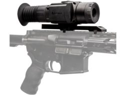 Pulsar Core RXQ30V Thermal Rifle Scope 1.6-6.4x 22mm 384x288 Weaver-Style Mount Matte