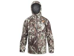 First Lite Men's Vapor Stormlight Rain Jacket Synthetic Blend