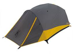 "Browning Boulder 2-Person Dome Tent 88"" x 58"" x 46"" Polyester Gray/Gold"