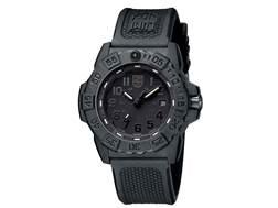 Luminox Navy Seal Trident Watch Carbon Compound/Polyurethane