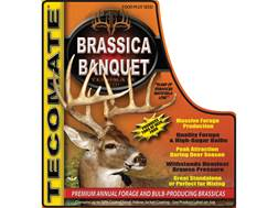 Tecomate Brassica Banquet Annual Food Plot Seed 3 lb