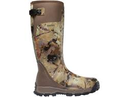 "LaCrosse Alphaburly Pro 18"" Waterproof 1600 Gram Insulated Hunting Boots Rubber Clad Neoprene Men's"