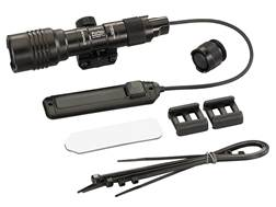 Streamlight ProTac Rail Mount 1 Weapon Mounted Light with Remote Switch with 1 AA and 1 CR123A Ba...